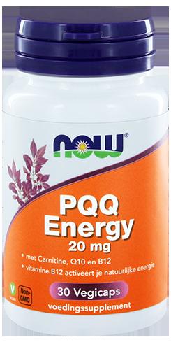 PQQ Energy | NOW